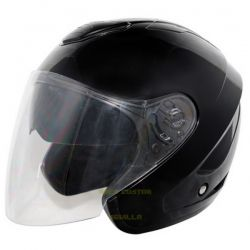 CASCO JET DOBLE VISOR THH T376