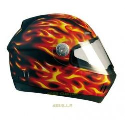 CASCO BURNER MARUSHIN INTEGRAL ¡EXCLUSIVO¡