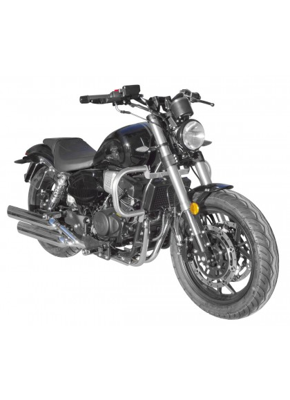 DEFENSA AJS MOTORCYCLES HIGHWAY STAR 125