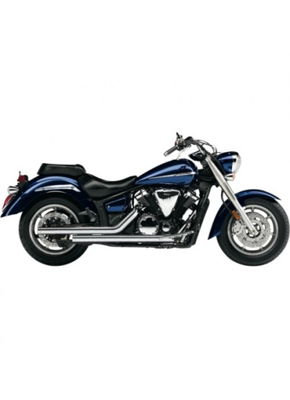 ESCAPE DRAGSTERS YAMAHA XVS1300A MIDNIGHT STAR 07-15