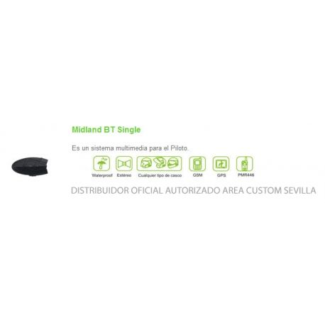 SISTEMA MULTIMEDIA BLUETOOTH BT SINGLE