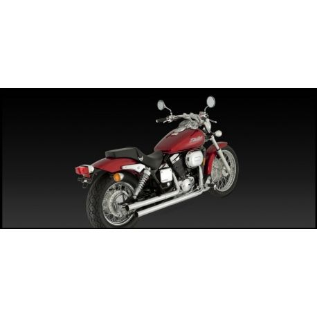 ESCAPE HONDA VT1100 SHADOW C2 ACE STRAIGHTSHOTS VANCE AND HINES