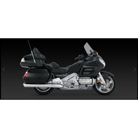 ESCAPE HONDA GOLD WING GL MONSTER SLIP-ONS VANCE AND HINES