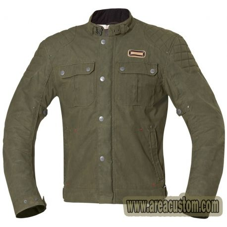 CHAQUETA CORDURA SISTY SIX HELD KHAKI