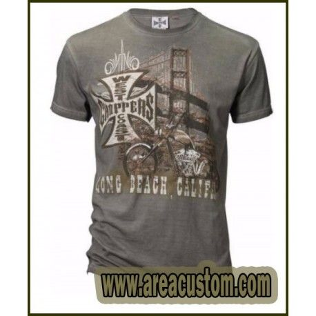 CAMISETA WCC BRIDGE OLIVE