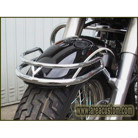 DEFENSA GUARDABARRO DELANTERO YAMAHA XVS 1100 DRAG STAR