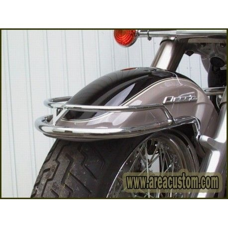 DEFENSA GUARDABARRO DELANTERO YAMAHA XVS 650 DRAG STAR