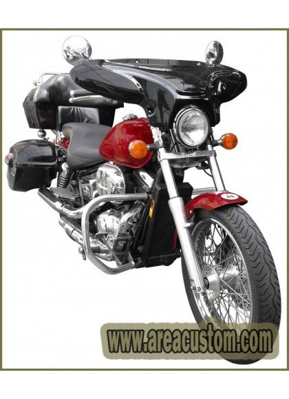 PARABRISAS BATWING CARENADO HONDA VT750 DC BLACK WIDOW