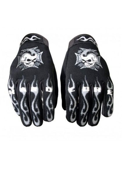 GUANTES HARD CORE MECHANIC HOT LEATHERS