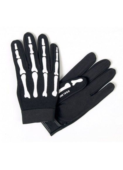 GUANTES SKELETON MECHANIC HOT LEATHERS