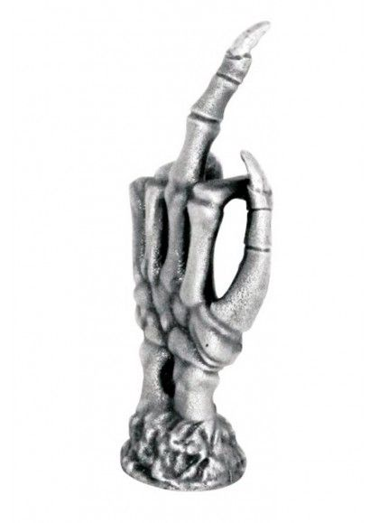 DEDO OLD SILVER EMBELLECEDOR THE FINGER