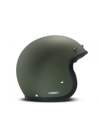 CASCO JET DMD VINTAGE MATT GREEN