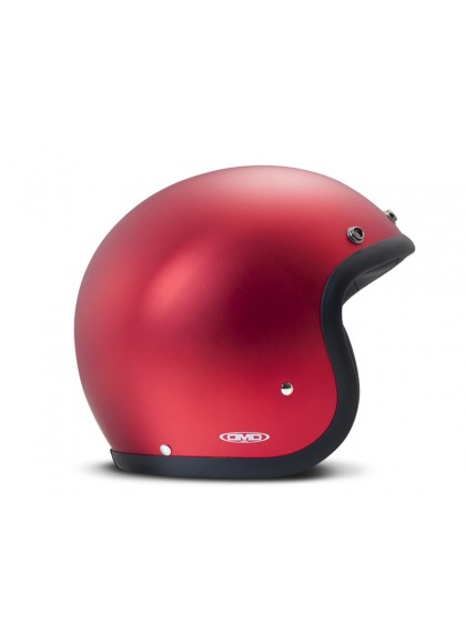 CASCO DMD JET VINTAGE METALLIC RED